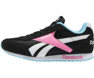 Reebok Royal Classic Jogger 2.0 Kids blackneon bluesolar