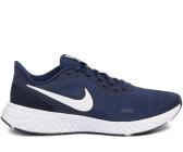 Nike , Herren Walkingschuhe, AnthraciteLt. Blue Fury