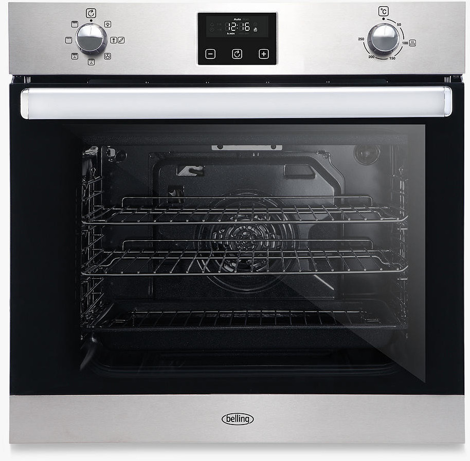 Image of Belling BI602FPCT (Stainless Steel)
