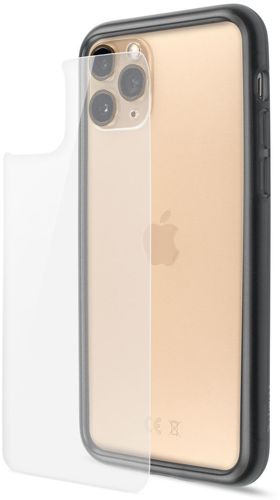 Image of Artwizz Bumper + SecondBack (iPhone 11 Pro) Black