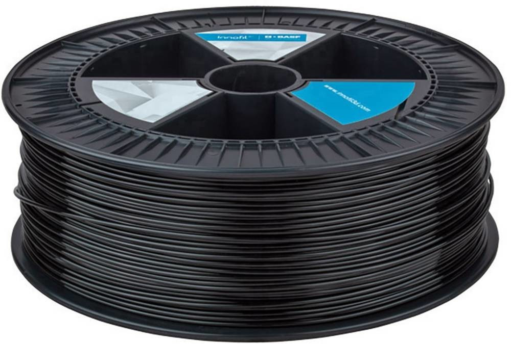 #Innofil3D PET Filament 2.85mm schwarz (PET-0302B250)#