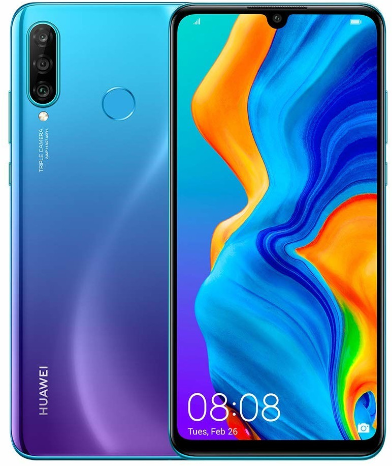 Image of Huawei P30 Lite New Edition Peacock Blue
