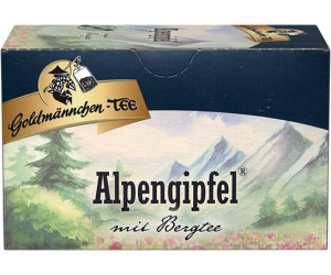 Goldmännchen Alpengipfel Tee (20 Stk.)