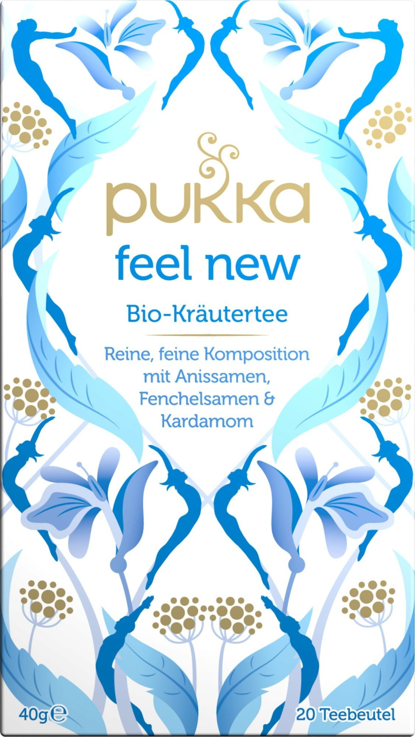 Pukka Feel New Bio-Tee (20 Stk.)