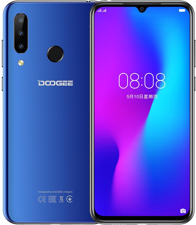 Image of Doogee N20 Blue