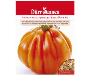Dürr-Samen Ochsenherz-Tomaten Borsalina F1