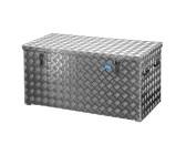 Alubox Riffelblech R37 Alutec 622x270x275 mm Aluminium