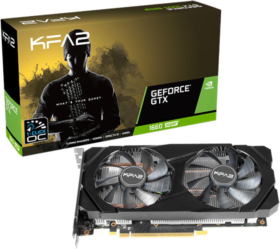 Image of Galaxy GeForce GTX 1660 Super