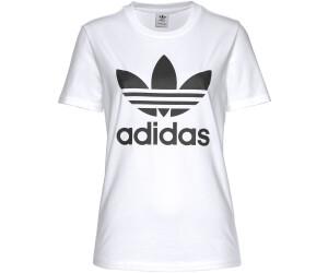 Adidas Originals Trefoil T Shirt Damen white (FM3306) ab 14
