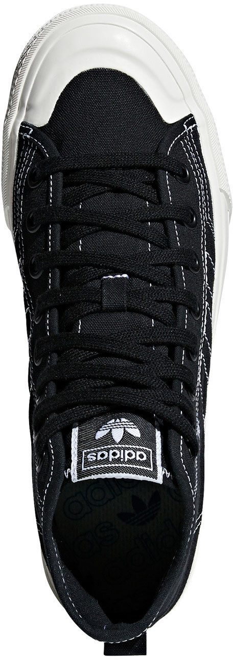 Adidas Nizza Hi RF Core Black/Chalk White/Mesa ab 108,12