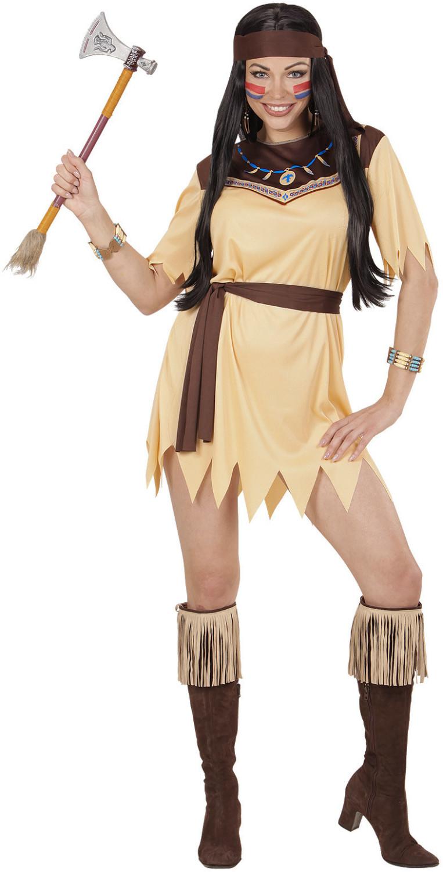 Widmann Indianerin