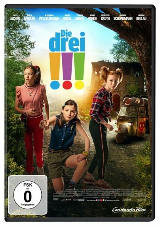 Die drei !!! [DVD]