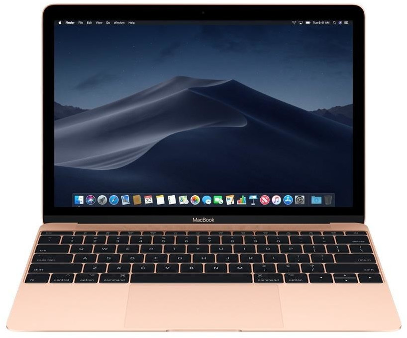 """Image of Apple MacBook 12"""" 2017 (MRQP2T/A)"""