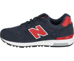 New Balance 565 dark blue/red a € 79,93 (oggi) | Migliori prezzi e ...