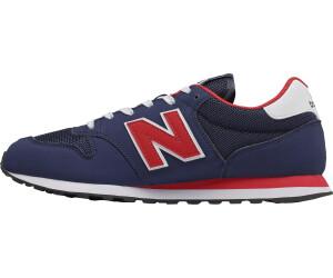 New Balance GM 500 navy/red ab € 48,50 | Preisvergleich bei ...