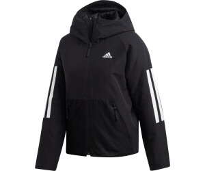 Adidas Women Lifestyle BTS 3 Stripes Hooded Winter Jacket ab