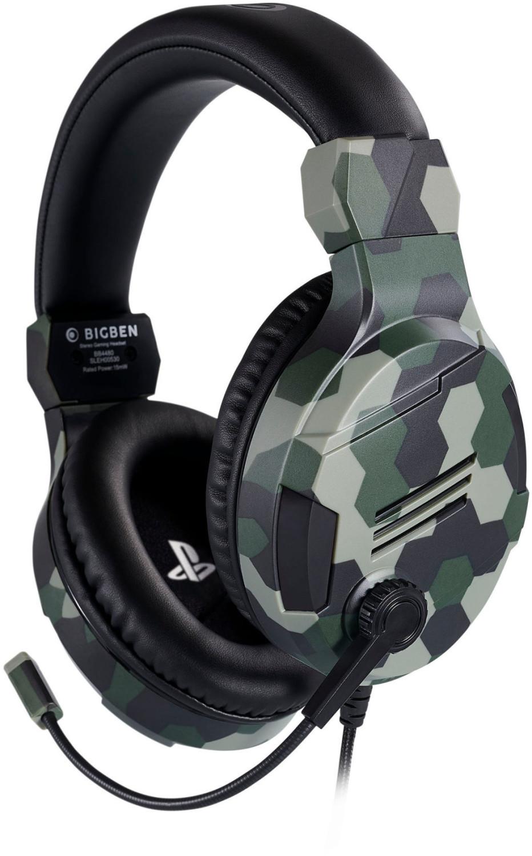 Bigben Gaming Headset V3 (PS4) Camouflage