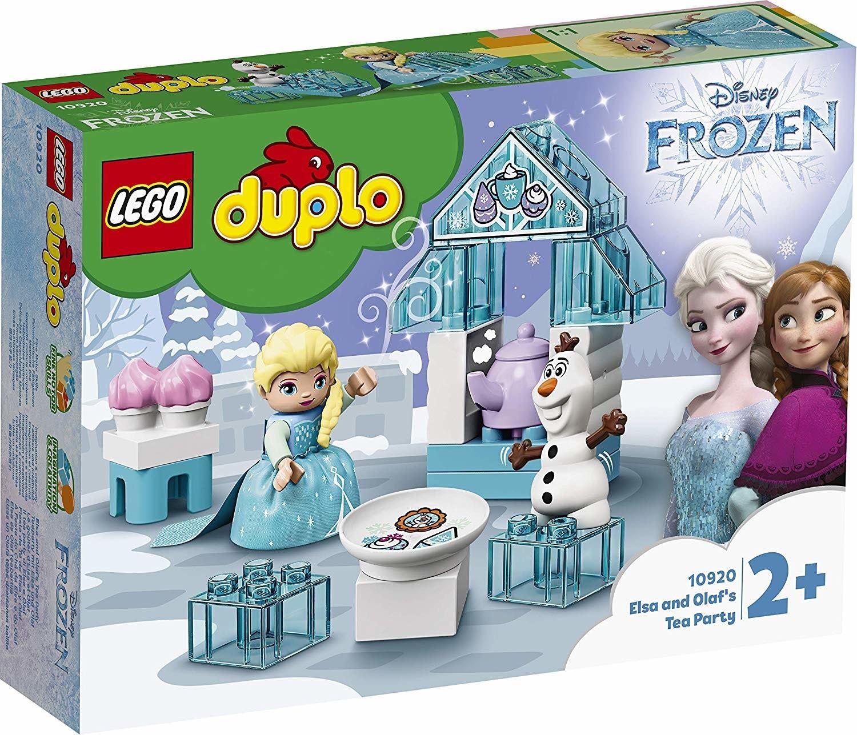 LEGO Disney La Reine des neiges - Le goûter d'Elsa et Olaf (10920)
