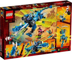 Jays Cyber Drache 71711 | NINJAGO® | Offiziellen LEGO® Shop AT