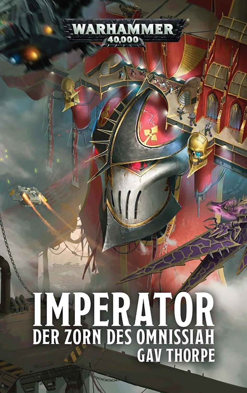 #Warhammer 40.000 – Imperator – Der Zorn des Omnissiah#