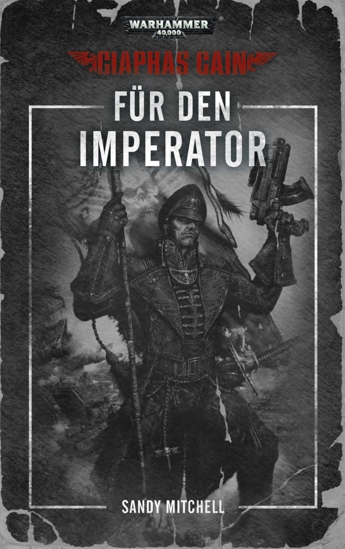 #Warhammer 40.000 – Für den Imperator: Ciaphas Cain#