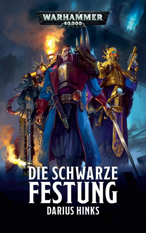 #Warhammer 40.000 – Die Schwarze Festung#