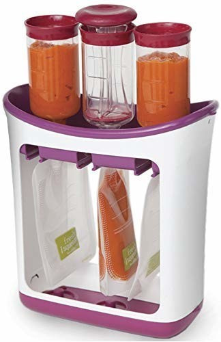 Image of Infantino Squeeze Station Homemade Puree