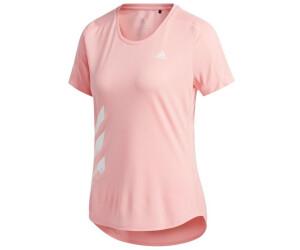 Adidas Women Running Run It 3 Stripes Fast T Shirt ab € 16