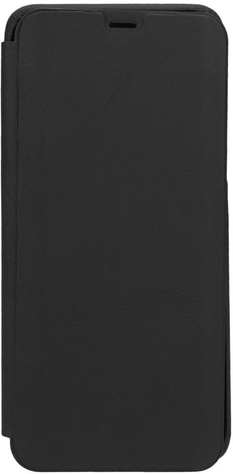 #andi be free Bookcover Leather (Galaxy S8 Plus) schwarz#