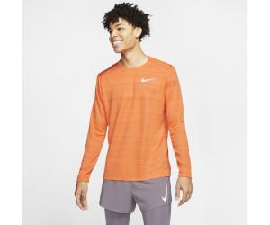 Nike Dri FIT Running Shirt Men orange (AJ7568 806) desde 29