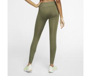 Nike Damen Legging für T2 XL Grün//Schwarz