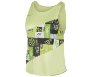 Nike Laufshirt Damen grün (CJ2437-367)