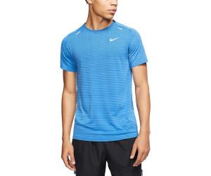 imitare strettamente ampiamente  Nike TechKnit Ultra Running Shirt Men blue (CJ5344-402) a € 39,50 (oggi)    Miglior prezzo su idealo
