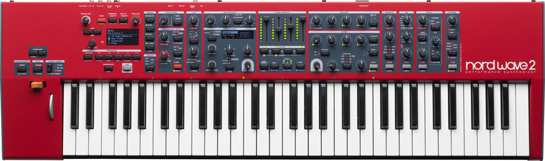Image of Clavia Nord Wave 2