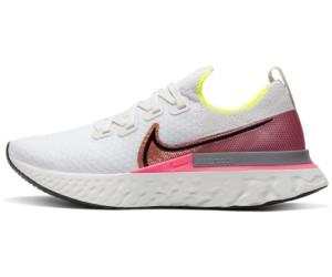 Nike React Infinity Run Flyknit Women platinum tintpink