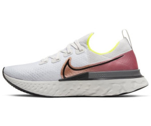 Nike React Infinity Run Flyknit Herren silber (CD4371 004