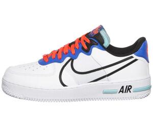 Nike Air Force 1 React au meilleur prix | Septembre 2021 | idealo.fr