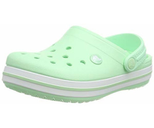 crocs Clog mit Fersenriemen Crocband Clog Kids Paradise Pink Amethyst Croslite