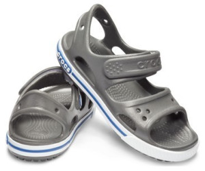 crocs Sandale Crocband Ii Sandal Kids Slate Grau Blau Jean Croslite Normal Kin