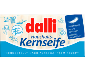 Dalli Haushalts-Kernseife (3x375g)