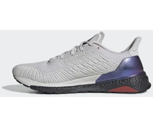 Hay una tendencia escándalo tono  Buy Adidas Solarboost ST 19 grey one/solar red/cloud white from £97.97  (Today) – Best Deals on idealo.co.uk