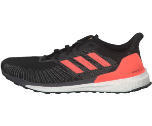 adidas Solarboost ST 19 Running Shoes Men core black signal coral gold metallic