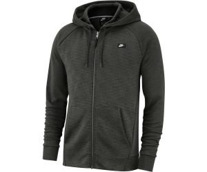 Nike Sportswear Sweatjacke 'M NSW OPTIC HOODIE FZ' in