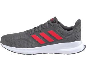 Adidas Runfalcon grey sixscarletcloud white ab 44,96