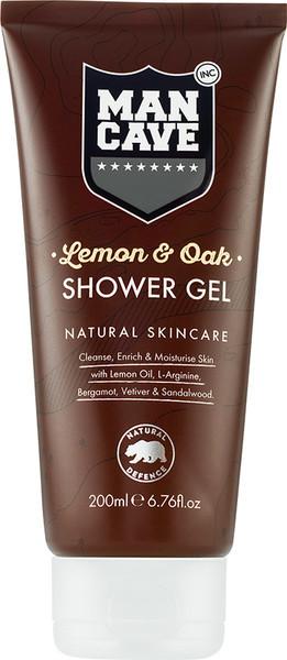 ManCave Man Cave Lemon Oak Shower Gel (30ml)