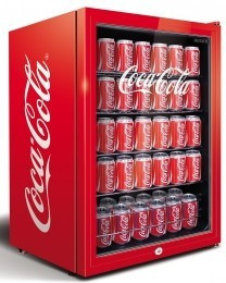 Image of Husky Coke Cola drinks Cooler