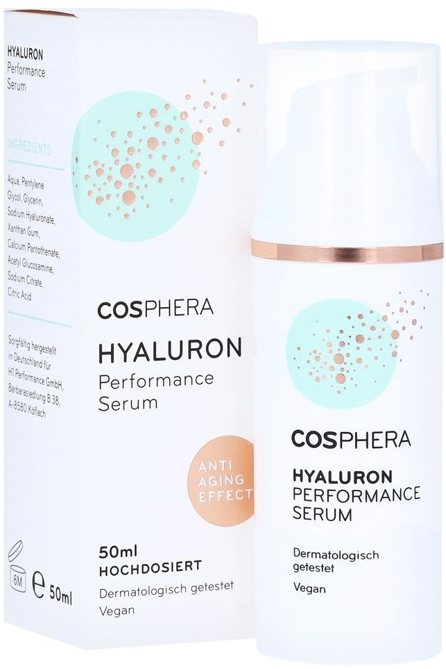 Cosphera Hyaluron Performance Serum (50ml)