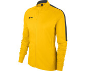Nike Damen Trainingsoberteil Academy 18 Drill Top 14 Zip LS gelbschwarz
