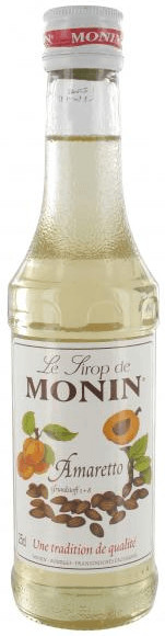 Monin Sirup Amaretto 0,25 l
