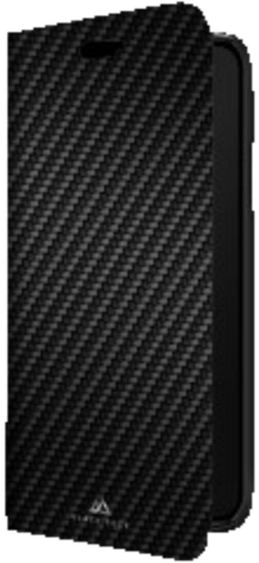 Image of Black Rock Flex Carbon Booklet (Galaxy S10 Plus) Black